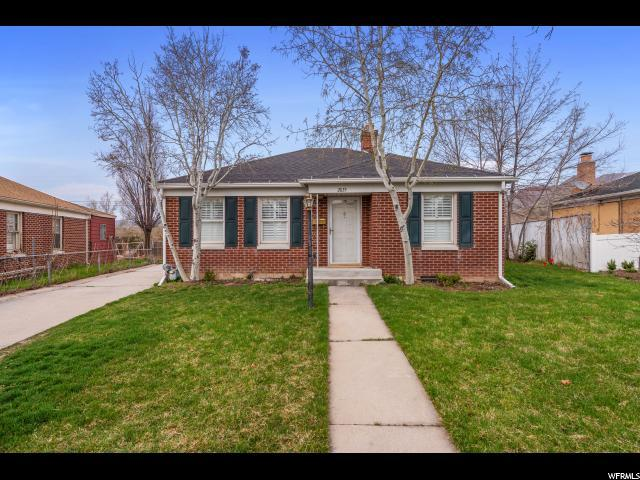 2035 E Stratford Dr, Salt Lake City, UT 84109 (#1591172) :: Big Key Real Estate
