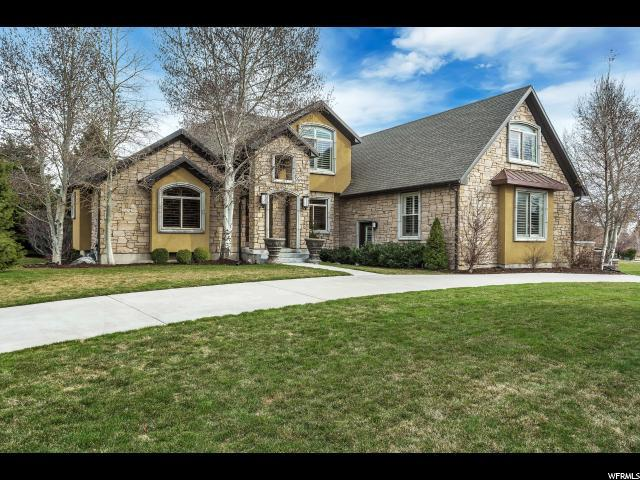 6075 W Ridge Rd, Highland, UT 84003 (#1591190) :: Keller Williams Legacy
