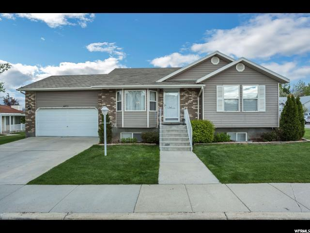 4571 S Stonewood Dr W, Salt Lake City, UT 84119 (#1591198) :: Bustos Real Estate | Keller Williams Utah Realtors