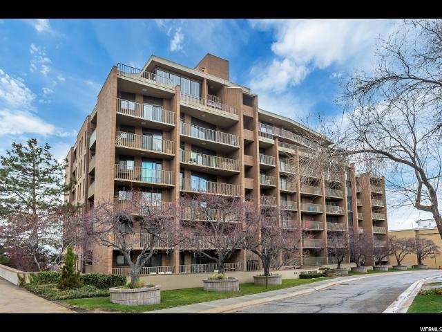 245 N Vine St W #305, Salt Lake City, UT 84103 (MLS #1591202) :: Lawson Real Estate Team - Engel & Völkers