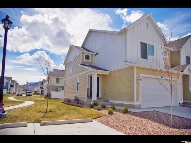 83 E Bluegrass Row #1119, Saratoga Springs, UT 84045 (#1591241) :: Powerhouse Team | Premier Real Estate