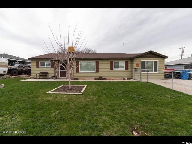 5090 S 4420 W, Salt Lake City, UT 84118 (#1591286) :: Bustos Real Estate   Keller Williams Utah Realtors