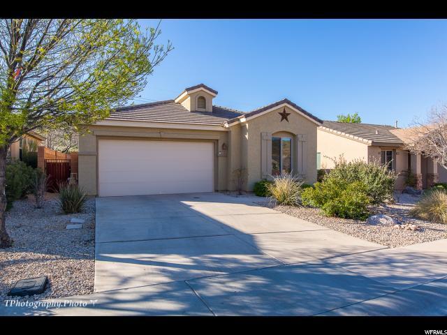 906 N Echo Ln, Washington, UT 84780 (#1591367) :: Big Key Real Estate