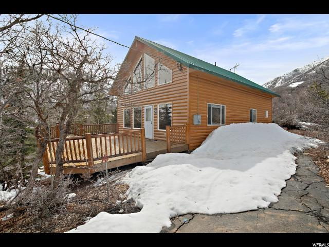 1199 N Hillside Dr W, Midway, UT 84049 (#1591387) :: RE/MAX Equity