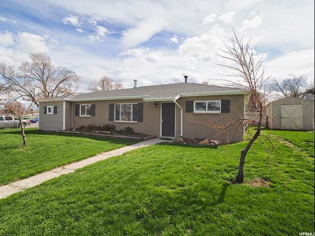 4731 W 4925 S, Kearns, UT 84118 (#1591400) :: Bustos Real Estate   Keller Williams Utah Realtors