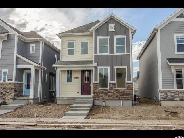 2433 N Holbrook Way W, Lehi, UT 84043 (#1591408) :: Keller Williams Legacy