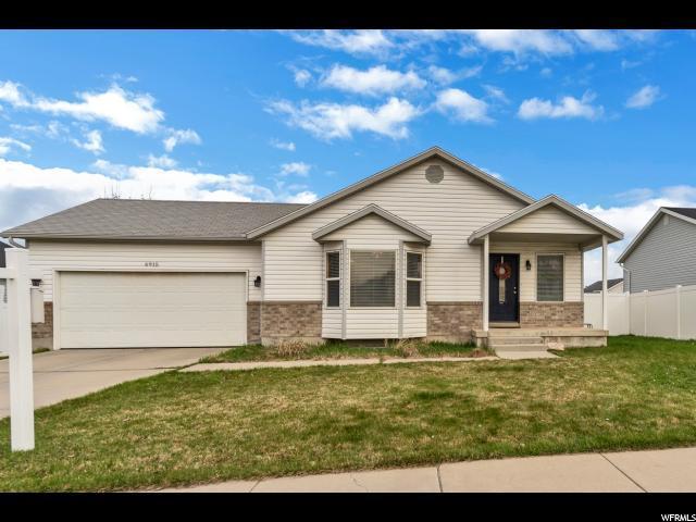6915 S Oquirrh Ridge Rd W, West Jordan, UT 84081 (#1591506) :: Bustos Real Estate | Keller Williams Utah Realtors
