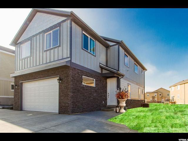 8642 N Cypress Aly B16, Eagle Mountain, UT 84005 (#1591538) :: Bustos Real Estate | Keller Williams Utah Realtors