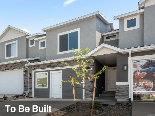 12426 S Duet Dr #2016, Herriman, UT 84096 (#1591541) :: The Canovo Group