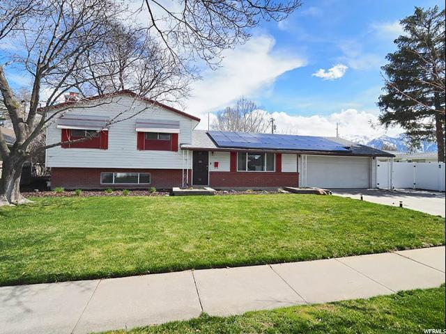 6427 S Glen Oaks St, Salt Lake City, UT 84107 (#1591555) :: Bustos Real Estate | Keller Williams Utah Realtors