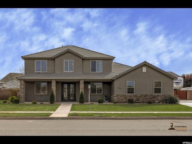 2535 S Honeybee Cir, Washington, UT 84780 (#1591580) :: Bustos Real Estate   Keller Williams Utah Realtors