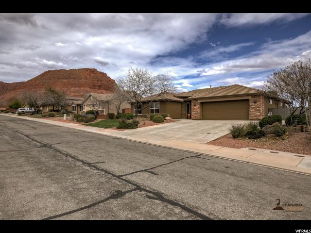 71 South 285, Ivins, UT 84738 (#1591583) :: Big Key Real Estate