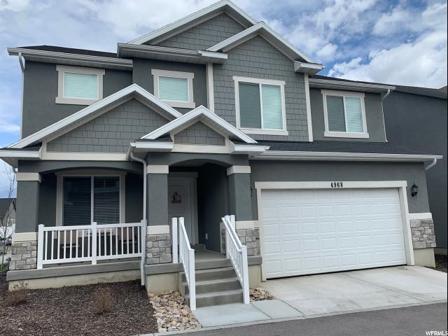 4968 W Cay Ln, Herriman, UT 84096 (#1591590) :: Bustos Real Estate | Keller Williams Utah Realtors
