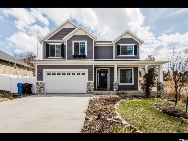 616 Cove St, Providence, UT 84332 (#1591698) :: Big Key Real Estate