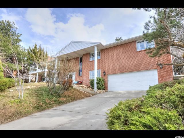 4493 S Parkview Dr, Salt Lake City, UT 84124 (#1591739) :: Powerhouse Team | Premier Real Estate