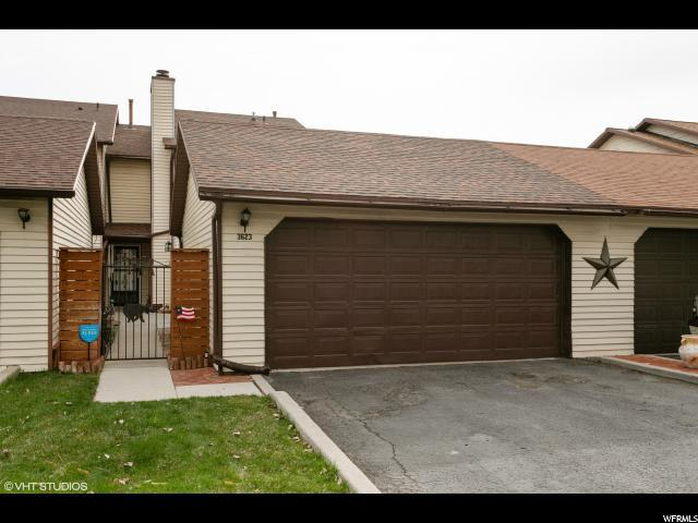 3623 S Stone Creek Dr W, West Valley City, UT 84119 (#1591883) :: Big Key Real Estate
