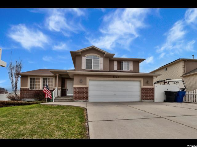 6245 W Townley St S, West Jordan, UT 84081 (#1591930) :: Action Team Realty