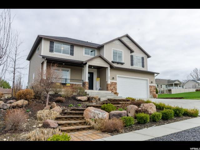 341 E 260 N, Hyde Park, UT 84318 (#1591949) :: The Utah Homes Team with iPro Realty Network