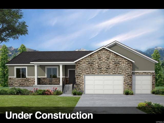 1042 S 4000 W Lot 10, Syracuse, UT 84075 (#1591967) :: Bustos Real Estate | Keller Williams Utah Realtors