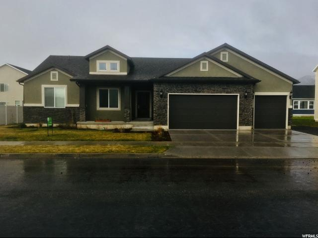 71 E Peachtree Ln S, Saratoga Springs, UT 84045 (#1591989) :: Powerhouse Team | Premier Real Estate