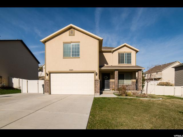 3505 Hawk Dr S, Saratoga Springs, UT 84045 (#1592019) :: Bustos Real Estate | Keller Williams Utah Realtors
