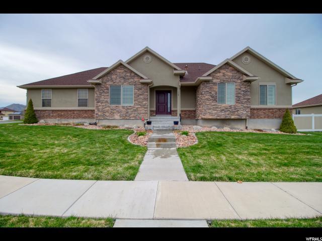 448 W Mcallister, Saratoga Springs, UT 84045 (#1592034) :: Big Key Real Estate