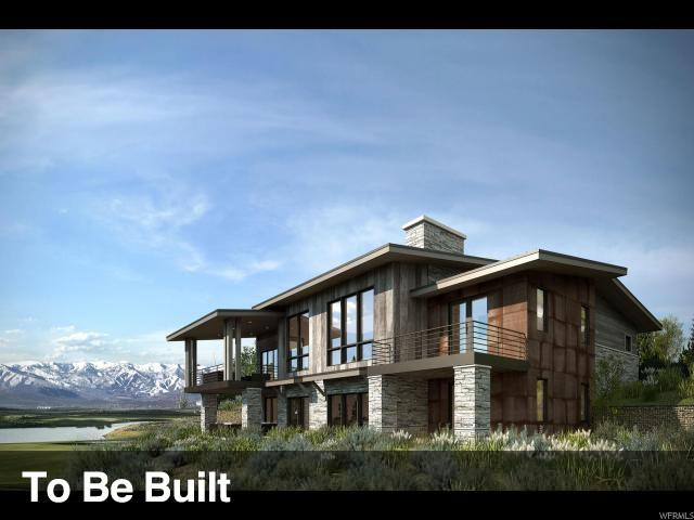 9213 N Hidden Hill Loop, Park City, UT 84098 (MLS #1592046) :: High Country Properties