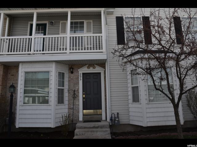 295 W 280 N, Providence, UT 84332 (#1592063) :: Big Key Real Estate
