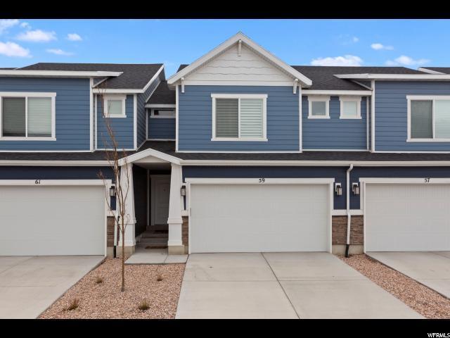 59 Bluegrass Row, Saratoga Springs, UT 84045 (#1592102) :: Powerhouse Team | Premier Real Estate