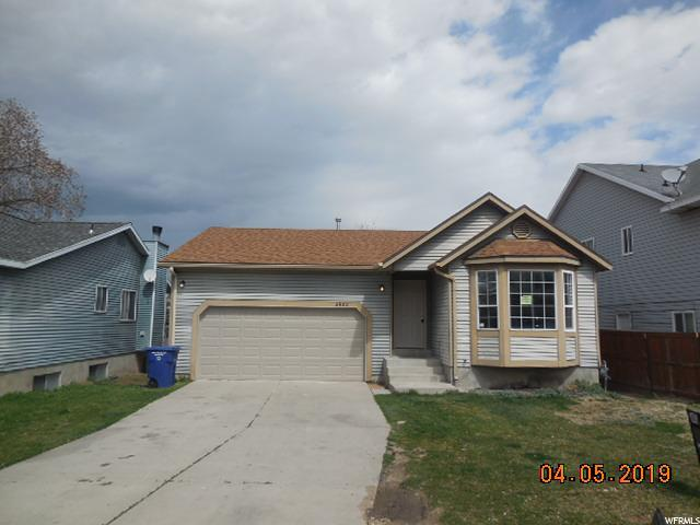 2922 W Westcove, West Valley City, UT 84119 (#1592107) :: Keller Williams Legacy