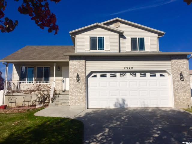 2972 W 2075 S, Syracuse, UT 84075 (#1592116) :: Bustos Real Estate | Keller Williams Utah Realtors