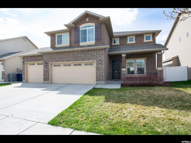 843 Cambridge Dr, North Salt Lake, UT 84054 (#1592117) :: Big Key Real Estate