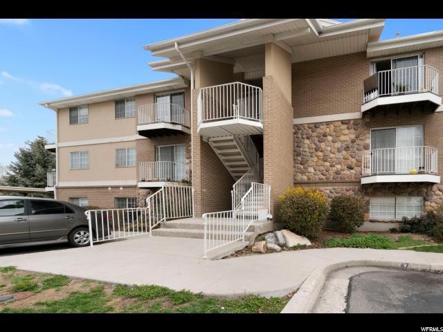 1245 Riverside Ave #46, Provo, UT 84604 (MLS #1592137) :: Lawson Real Estate Team - Engel & Völkers
