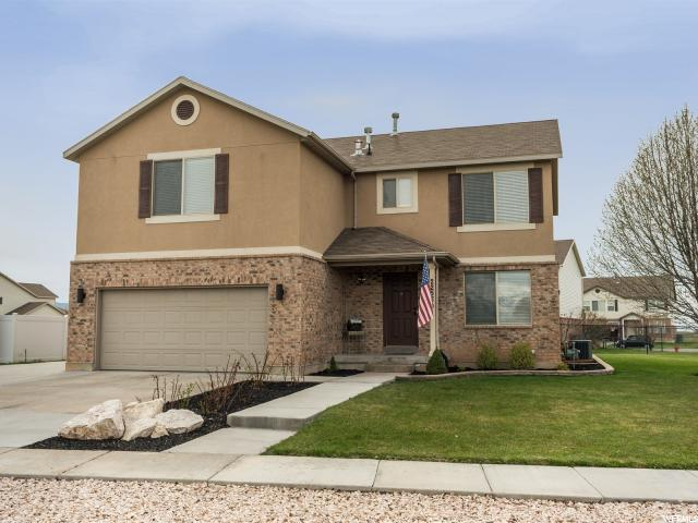 2252 Doral Dr, Syracuse, UT 84075 (#1592150) :: Big Key Real Estate