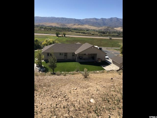 1060 W Old Highway Rd, Morgan, UT 84050 (#1592181) :: Powerhouse Team | Premier Real Estate
