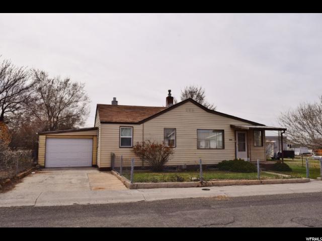 138 Berkely, East Carbon, UT 84520 (#1592232) :: Bustos Real Estate | Keller Williams Utah Realtors