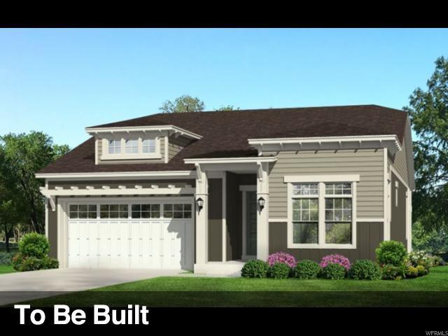 3498 E Bougival Ln S #161, Cottonwood Heights, UT 84093 (#1592247) :: Keller Williams Legacy