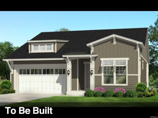3488 E Bougival Ln S #162, Cottonwood Heights, UT 84093 (#1592253) :: Keller Williams Legacy