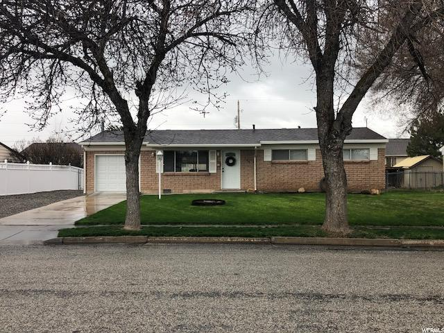 125 S 600 W, Tremonton, UT 84337 (#1592258) :: Powerhouse Team | Premier Real Estate