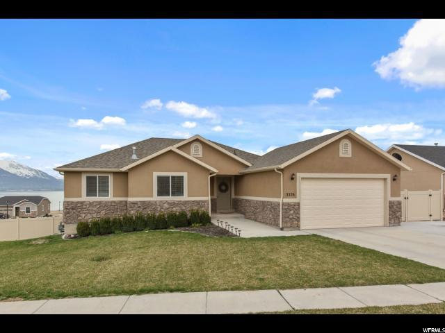 3326 S Red Shouldered Trl, Saratoga Springs, UT 84045 (#1592260) :: Bustos Real Estate | Keller Williams Utah Realtors