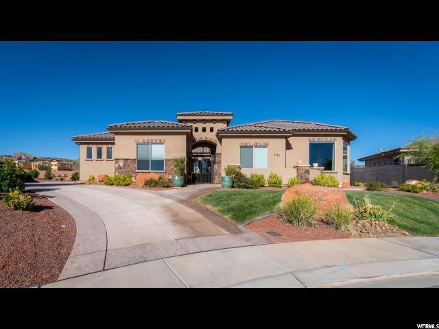 1213 W Park Ave, Washington, UT 84780 (#1592266) :: Big Key Real Estate
