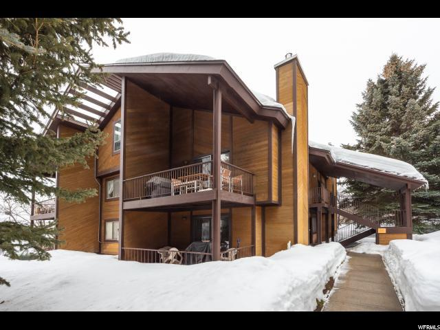 2025 Canyons Resort Dr J-7, Park City, UT 84098 (MLS #1592270) :: High Country Properties