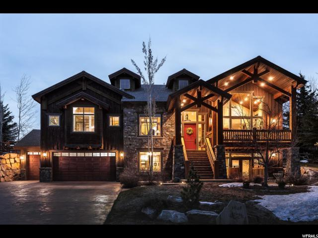 3648 W Wrangler Way, Park City, UT 84098 (#1592327) :: Action Team Realty