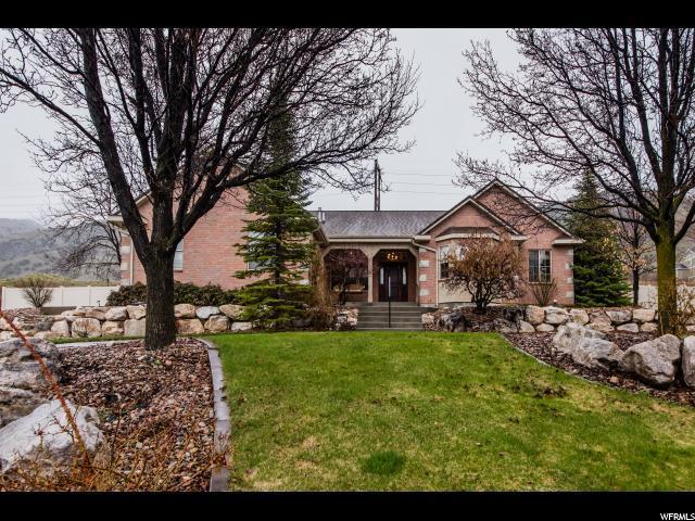 1012 S Grandview Dr E, Providence, UT 84332 (#1592342) :: Big Key Real Estate
