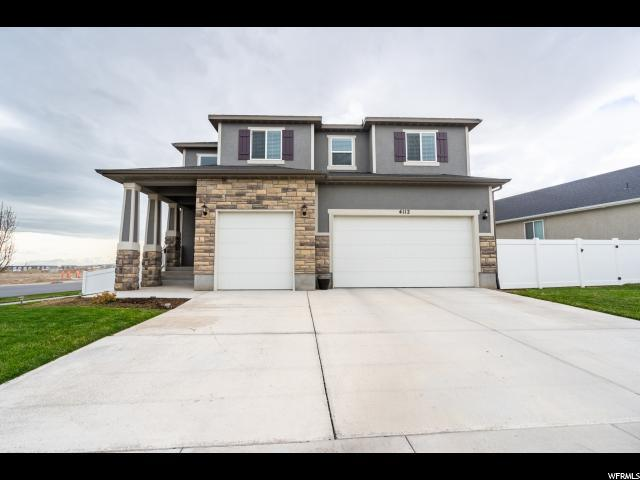 4112 E Gazelle Run, Eagle Mountain, UT 84005 (#1592352) :: Powerhouse Team | Premier Real Estate
