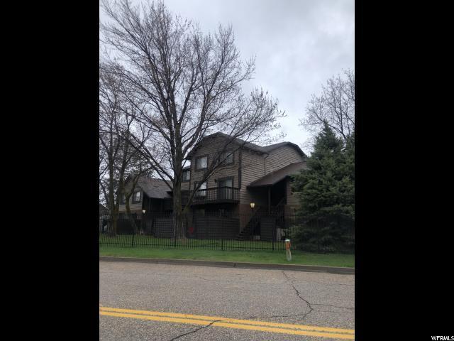 1120 Canyon Rd #30, Ogden, UT 84404 (MLS #1592382) :: Lawson Real Estate Team - Engel & Völkers
