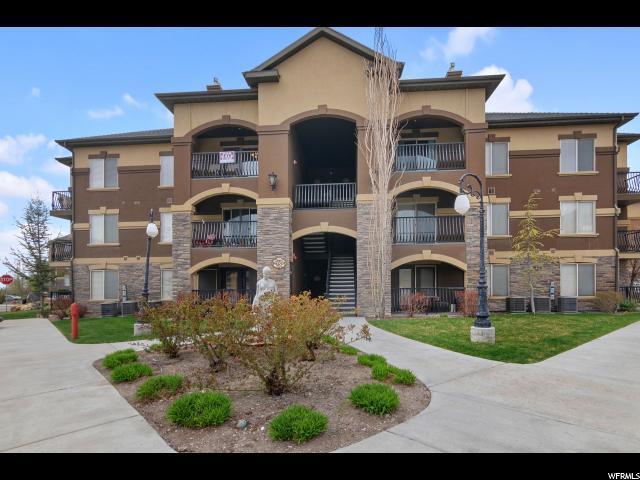424 S 2150 W #302, Pleasant Grove, UT 84062 (MLS #1592384) :: Lawson Real Estate Team - Engel & Völkers