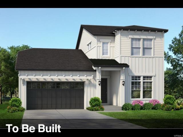 3538 E Bougival Ln S #156, Cottonwood Heights, UT 84093 (#1592414) :: Keller Williams Legacy