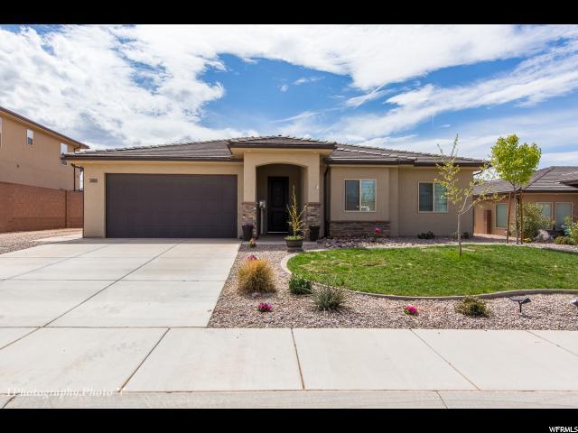3610 E Antares Ln, St. George, UT 84790 (#1592481) :: Bustos Real Estate | Keller Williams Utah Realtors