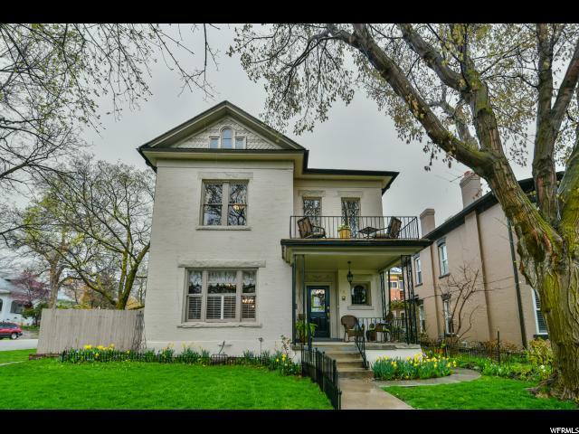88 N G St, Salt Lake City, UT 84103 (#1592503) :: Bustos Real Estate | Keller Williams Utah Realtors
